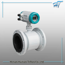 electro magnetic water flow meter analog output