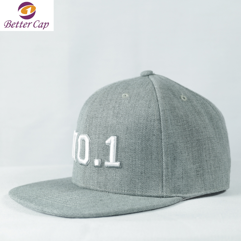 high quality wholesale custom hats style embroidered man hat
