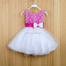 New Pattern banquet party princess flower girl dresses india wholesale