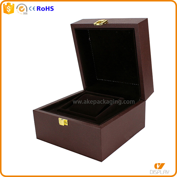 custom design manufacturer fashional invicta watch box with pillow