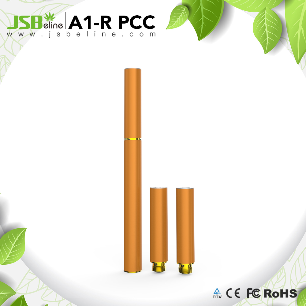 refillable vape pen power bank PCC lighter box JSB factory A1-R PCC