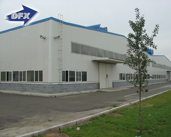 Easy Assembly Prefab Steel Bolivia Metal Warehouse In China