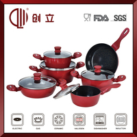 aluminum children's cookware CL-C160