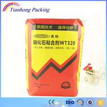 Factory price 50kg plastic packaging bags of cement