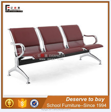 Cheap Waiting Room Furniture 3-Seater Airport Waiting Chair