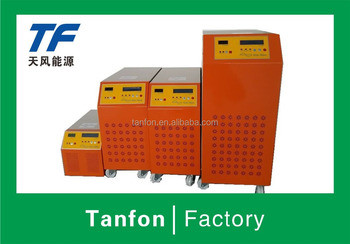 TANFON Double protection solar inverter with MPPT controller 300w-30kw ,have service office in your country