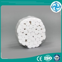 medical tampons dental cotton roll