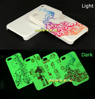 New Coming High Quality Luminous Sublimation Mobile Cell Phone Case (LPC-i5)