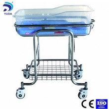 Height adjuatable baby bed with high quality for hospital furniture