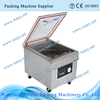 nitrogen filling single chamber chicken wings vacuum sealer