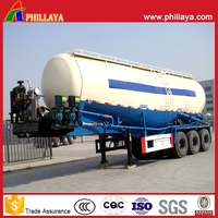 High Quality Bulk Cement Truck/Chemical Powder Tanker Trailer For Sale