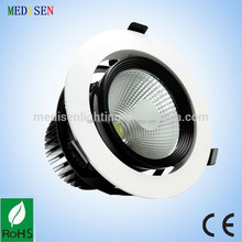 rectangular led downlight15w 20W 30W ip44 PF0.95 led downlight