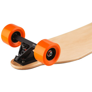 Wooden-end Remote Control Dual Drive Electric Skateboard 1000w Powered Longboard For Sale