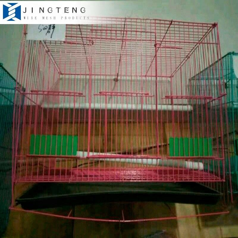 High Quality Cheap Metal Wire Decorative Bird Cages