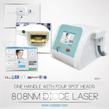 For clinic SPA Salon machine rent 808 diode laser hair removal