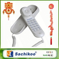 Hotel Telephone Slim Telephone Wall Mounted