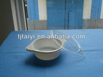 White Inflight CPET Bowl