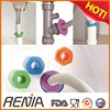 RENJIA red silicone o rings silicone seals Drain Pipe Silicone seal ring