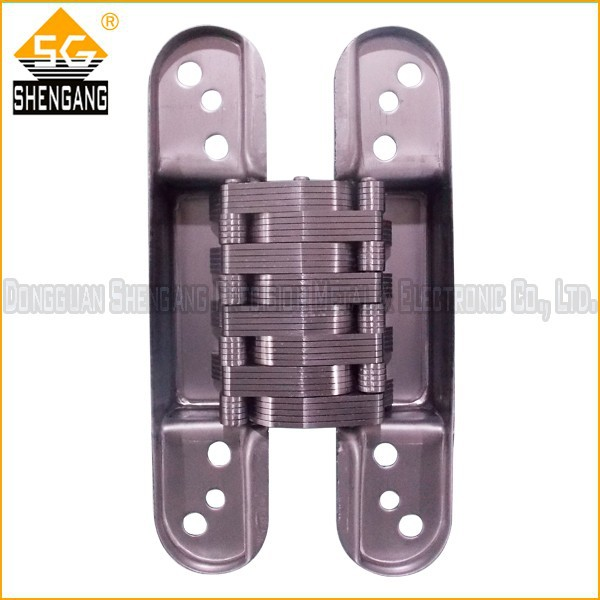 180 degree stainless steel heavy duty waterproof concealed hinges
