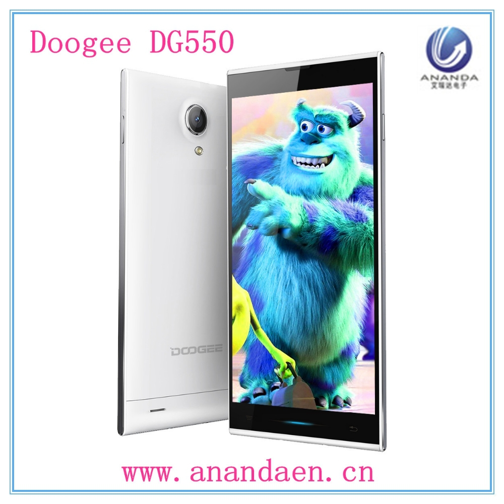 Doogee DG550 5.5inch 1280 x 720 MTK6592 Octa core lowest price china android phone