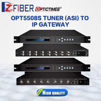 dvb-s/s2 to asi gateway OPT-5508S