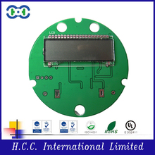 double sided doorbell pcb with ISO13485 TS16949 ULE332411 ISO14001 ISO9001