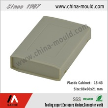 plastic box for electronic device
