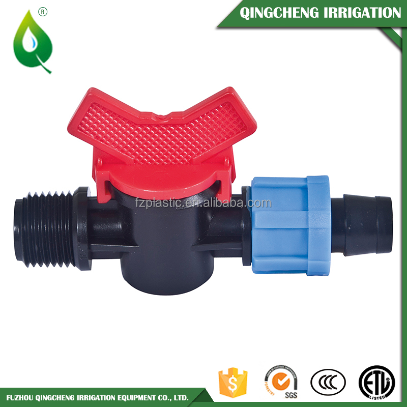 2012 Hot sale Plastic Mini Valve for Driptape
