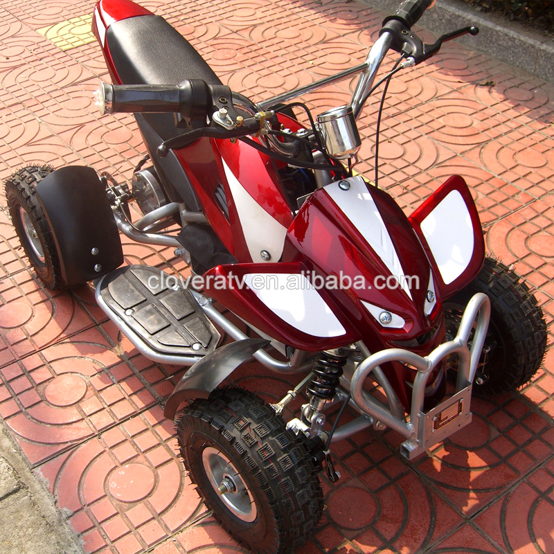 China Four Wheeler Battery Moto Bike 1000W Electric ATV for Sale