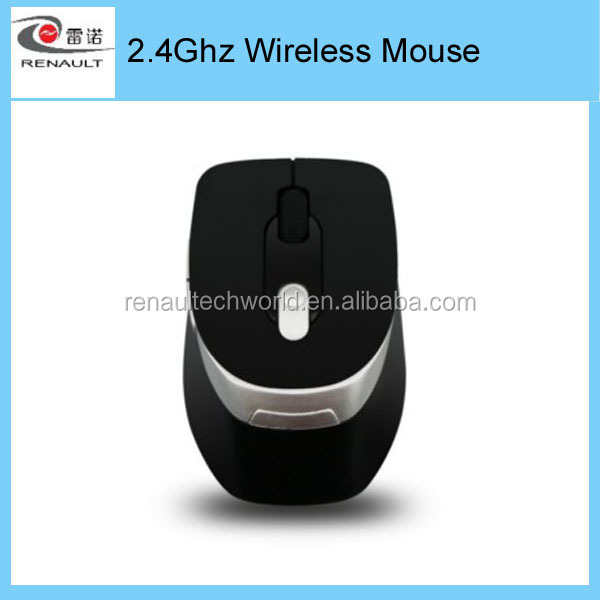 China manufacturing hot sale 2.4g driver wireless usb computer optical mouse