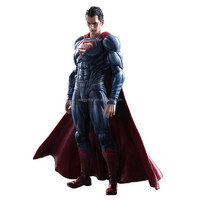 "Play arts kai Action figure Batman V Super man No.2 Superman 10""Toy action figure"
