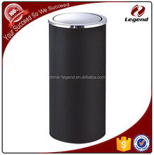 GPX-110C Metal recycling trash bin wholesale for hotel