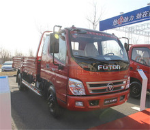 China FOTON Truck Price 4x4 Mini cargo Truck Lorry Truck 3 tons For Sale
