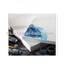 Stretched Canvas with Frame Stretched Canvas Board Stretched Painting Canvas Panel