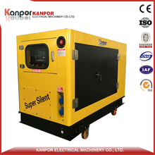 Global Warranty 18kw/19kva 32.4A used small diesel generators