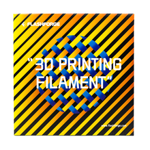 Flashforge Neat Winding 3D Filament for tangle-free printing | PLA | ABS
