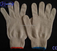 RL SAFETY Fashion new design latest style warm knitted Cotton String Knitted Glove