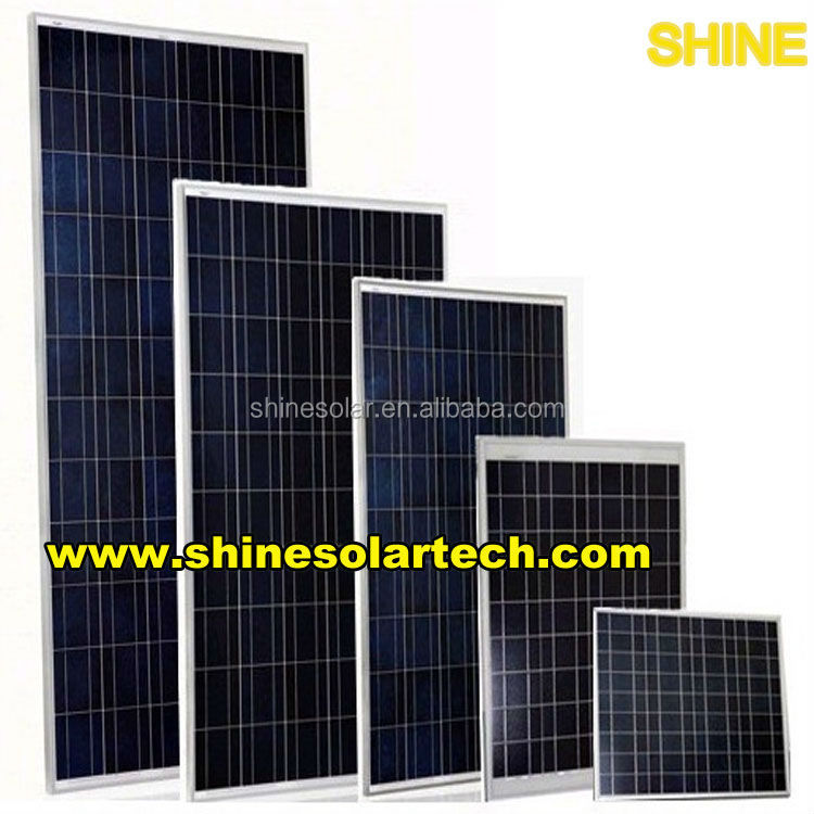 manufacturer poly crystalline silicon 300w solar cells