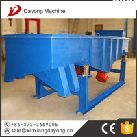 Vibrating Screen Separator For Dehydrated Garlic Flake powder granule