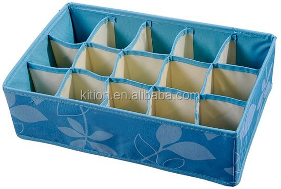 Drawer Dividers Closet Organizers Bra Underwear Storage Boxes