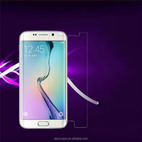 High quality 0.3MM Ultra Thin 9H Hardness tempered glass film for samsung galaxy s6 phone