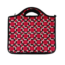 New design tredy ladies neoprene zipper fancy laptop bags with handle