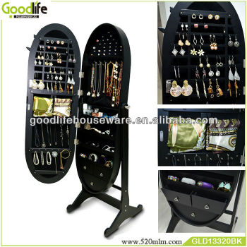 factory wooden jewelry furniture with photo frame