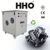 HHO3000 Car carbon cleaning wheels car alarm system
