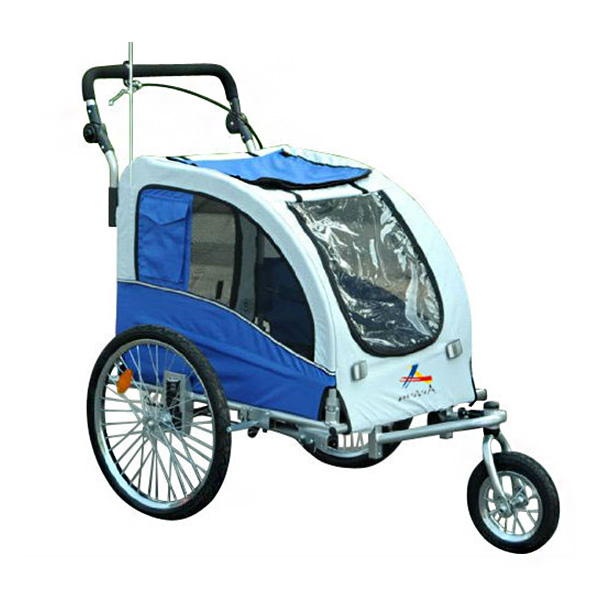Bicycle Pet Dog Trailer, Bicycle Trailer for Dog