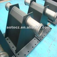 Aotong single point suspension for truck trailer