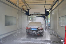 Touchless Car Wash, Touchless Car Wash Equipment, Touchless Car Wash Machine PE-M9 25000USD 3Years Warranty 22KW Mobile Dryers