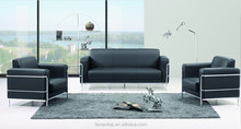 FOSHAN SF-2201 (1+1+3) Chinese import export leather office furniture sofa