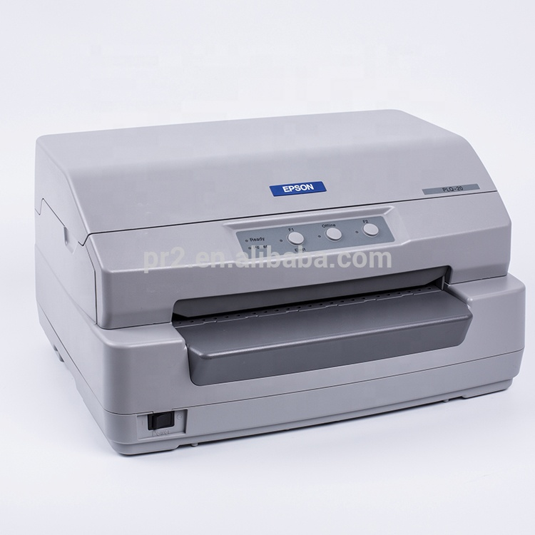 Best price dot matrix bank passbook printer for PLQ-20