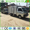 electric passenger van with EEC certificate cars made in china